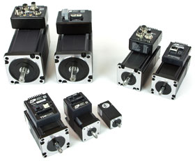 StepSERVO Integrated Motors Product Image