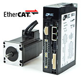 EtherCAT drive and motor