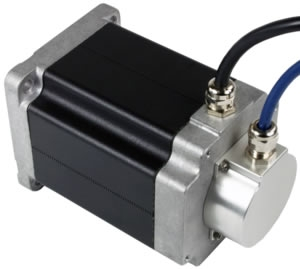Introducing Encoders For Ip65 Stepper Motors Applied Motion