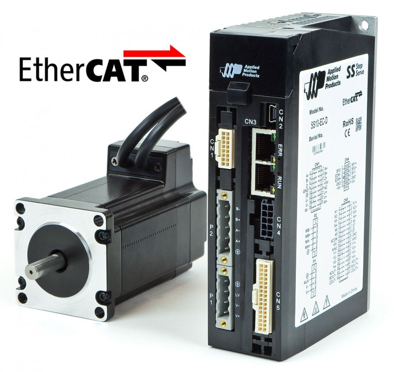 EtherCAT Products | Applied Motion