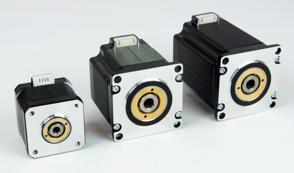 Hollow Shaft Step Motors Applied Motion