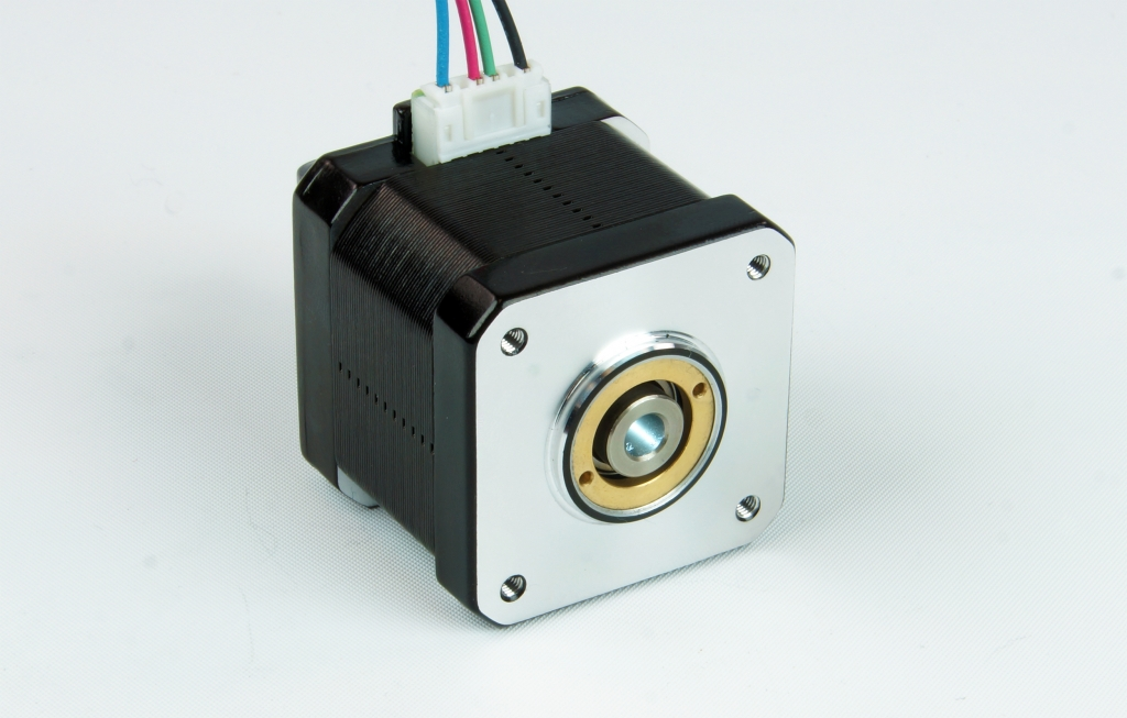 Hh17 101 applied motion for Stepper motor torque control