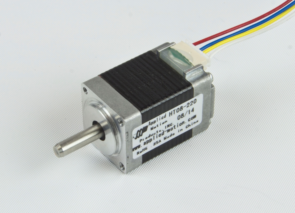 Ht08 220 applied motion for Stepper motor torque control