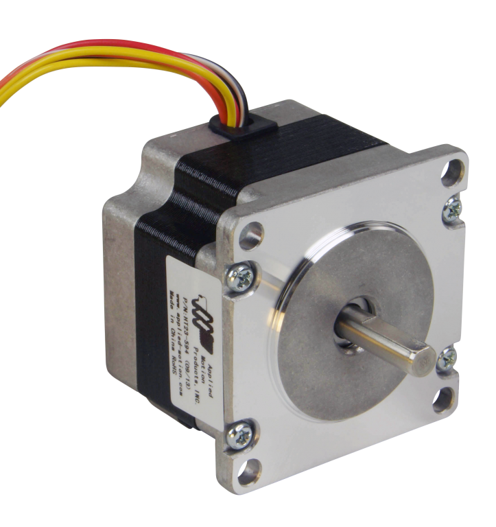 Ht23 594 applied motion for Stepper motor torque control