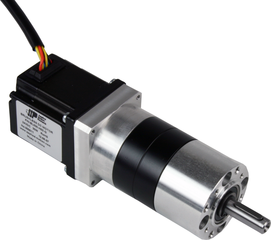 brushless dc motors and drives applied motion
