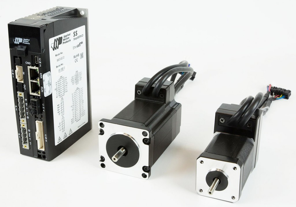 Ss Ec Drives And Motors Applied Motion