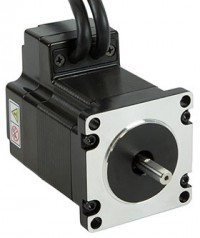 StepSERVO Motors